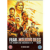 Fear The Walking Dead Season 1-3 Dvd