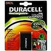 Duracell Digital Camera Battery 7.4v 1050mAh Lithium-Ion (Li-Ion) 7.4mAh 1050V