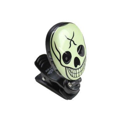 Rocket Digital Clip-On Tuner - Skull