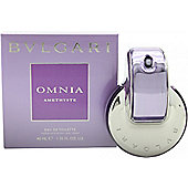 Bvlgari Omnia Amethyste Eau de Toilette (EDT) 40ml Spray For Women