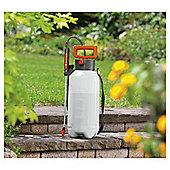 Gardena Translucent Garden Pressure Sprayer, 5L