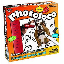 Photoloco Drawing Game