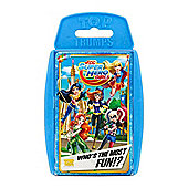 Top Trumps - DC SuperHero Girls