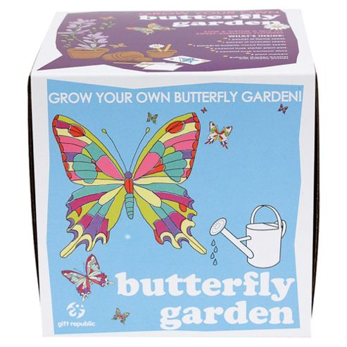 SOW AND GROW BUTTERFLY GARDEN