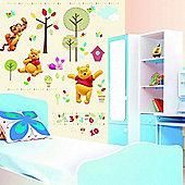 Winnie the Pooh XXL Giant Wall Stickers