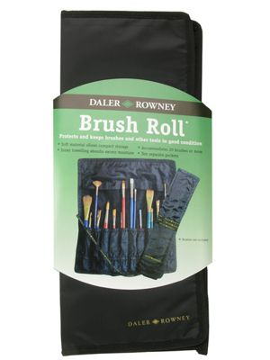 Daler Rowney Brush Roll