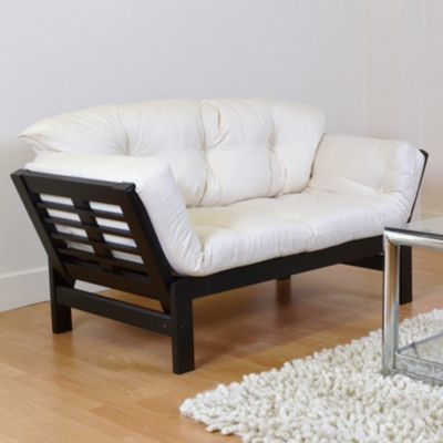 Kyoto We Day Bed - Chocolate - White
