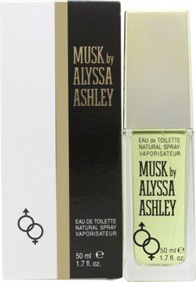 Alyssa Ashley Musk Eau de Toilette (EDT) 50ml Spray