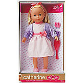 Dolls World Doll Catherine Blonde