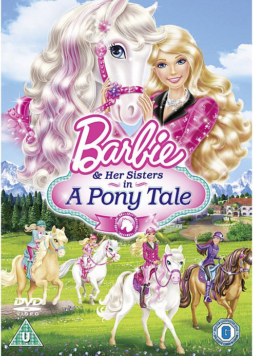 Barbie & Her Sisters In A Pony Tale + UV (Standard Edition)