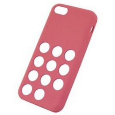 Tortoise™ Soft Protective Case iPhone 5C. Pink.