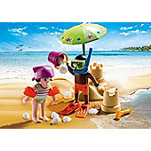 Playmobil Children at the Beach