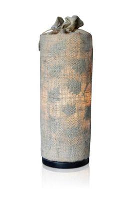 Hessian Table Lamp