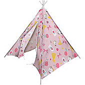 Disney Princess, Beauty and the Beast Teepee Indoor Play Tent
