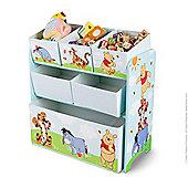 Delta Children Disney Winnie The Pooh Multi Bin Storage