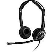 Sennheiser CC 550 Wired Stereo Headset - Over-the-head - Circumaural