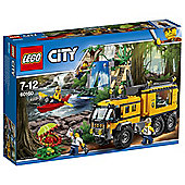 LEGO City Jungle Explorers Jungle Mobile Lab 60160