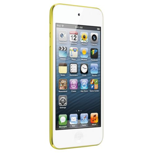 Apple 32GB (5th Gen) touch iPod Yellow