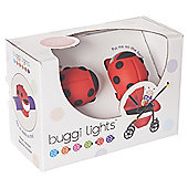Red Ladybird Buggi Lights