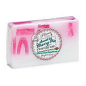 Patisserie de Bain Sweet As Cherry Pie Soap Cake Slice 100g