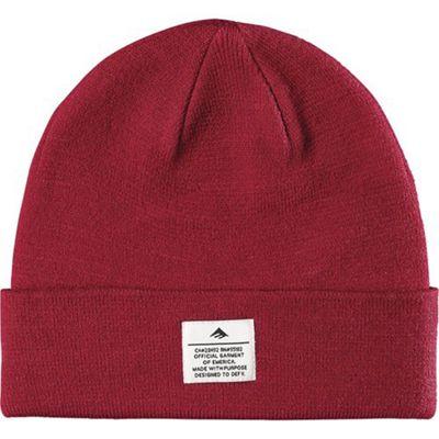 Emerica Standard Issue Beanie - Red
