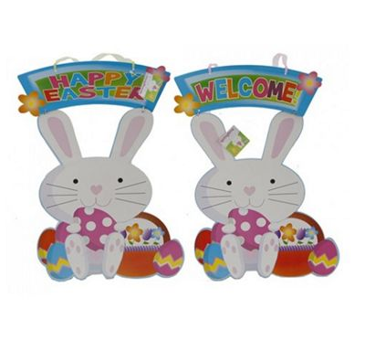 Easter Door Hangers BUNDLE - Both Designs Supplied
