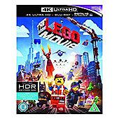 Microsoft LEGOMOVIE4K The Lego Movie on 4K Ultra HD Blu-Ray