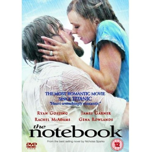The Notebook (DVD)