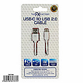 The FX Factory USB-C To USB 2.0 Cable