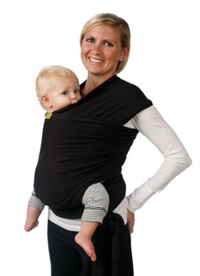 Buy Boba Wrap Baby Carrier Black From Our Front Carriers Range Tesco