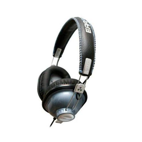 iFrogz EarPollution ThrowBax Headphones Metallic Blue
