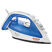 Tefal FV4040 Ultraglide Steam Iron - White & Blue