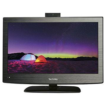 Technika 22-212s 22 Inch Smart HD Ready 720p LCD TV / DVD