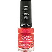 Revlon Colorstay Gel Envy Nail Polish 11.7ml - 615 Gambling Heart