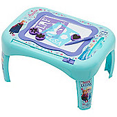 Disney Frozen Activity Desk with Scribbler
