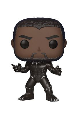 Funko 23129 Black Panther Pop Vinyl Figure