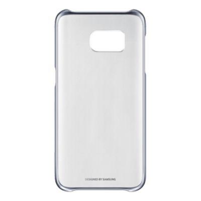 SAMSUNG S7 CLEAR CASE BLACK