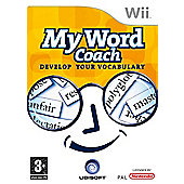 My Word Coach - Develop your Vocabulary - NintendoWii