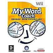 My Word Coach - Develop your Vocabulary - NintendoWii
