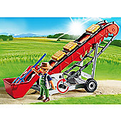 Playmobil 6132 Country Farm Hay Bale Conveyor