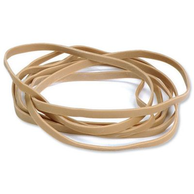 Quality Rubber Bands No.38 Each 152x3mm Ref AR24385 [Box 0.454kg]