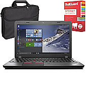 "Lenovo ThinkPad E560 - 20EV003QUK - 15.6"" Laptop Intel Core i5-6200U With BullGuard Internet Security & Case"