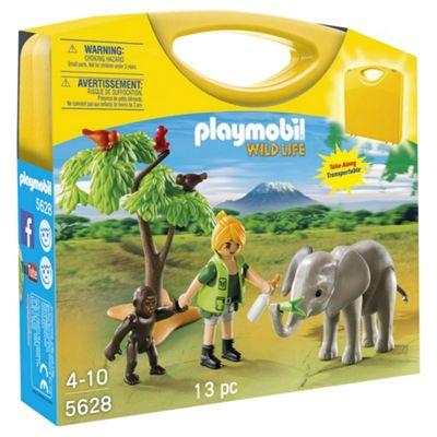 Playmobil 5628 Wildlife Carry Case