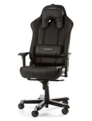 DXRacer Sentinel Series Gaming Chair - Black - S28-N