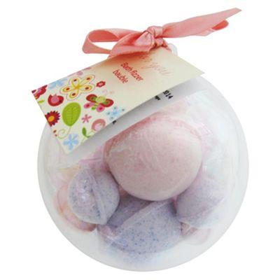 Bath Fizzer Bauble Gift
