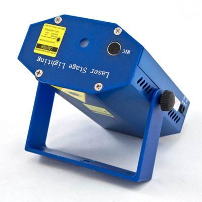 Dual Laser Projector