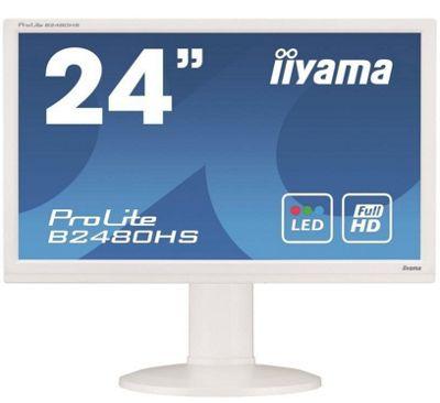 iiyama 24 ProLite B2480HS-W2 Widescreen LCD Monitor