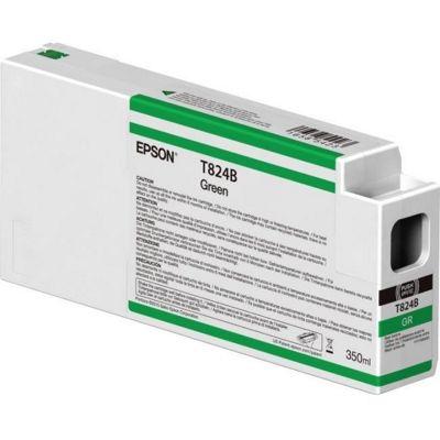 Epson Singlepack Green T824B00 UltraChrome HDX 350ml C13T824B00