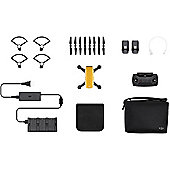 DJI Spark Aerial Drone Fly More Combo - Sunrise Yellow