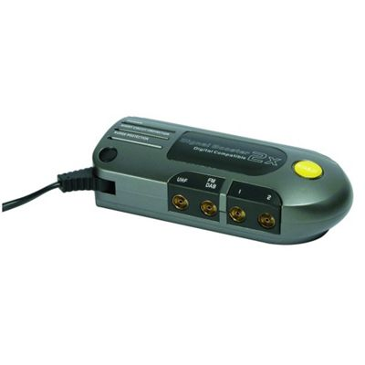 SLX Gold 2 Way Digital Aerial Signal Amplifier Booster